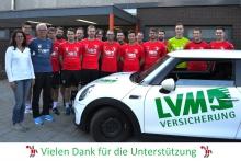 Kirsten Schulte-Gerdemann (links) und die LVM unterstützen Grevener gemeinnützige Vereine.