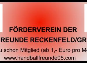 Der Förderverein der Handballfreunde lädt zur Mitgliederversammlung ein.