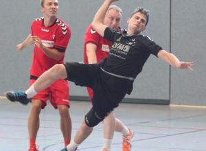 Einer von mehreren angeschlagenen Spielern im HF-Kader: Max Altenburger. (Foto: Heidrun Riese)