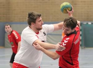 Dimitri Barwich trifft mit den Handballfreunden auf den ASV Senden 2. (Foto: Heidrun Riese)