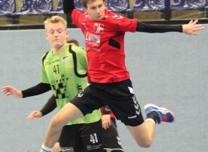 Paul Haje steht mit den Handballfreunden vor einer undankbaren Aufgabe. Am Sonntag steht ein schweres Auswärtsspiel beim heimstarken SC Hörstel an. (Foto: Heidrun Riese)