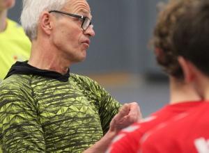Martin Halfmann hofft auf einen erfolgreichen Saisonendspurt. (Foto: Heidrun Riese)