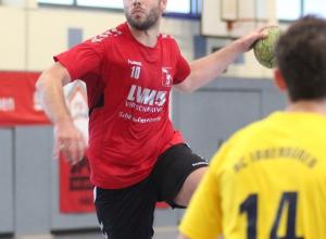 Stefan Hufelschulte steht den Handballfreunden an diesem Wochenende im Spiel gegen den aktuellen Tabellenvierten wieder zur Verfügung. (Foto: Heidrun Riese)