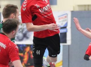 Drei Tore warf Jan Malte Minnerup - doch am Ende stand eine Niederlage. (Foto: Heidrun Riese)
