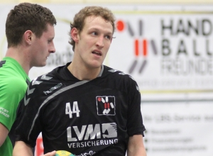 Marcel Peters müssen die Handballfreunde in Warendorf erneut ersetzen. (Foto: Heidrun Riese)
