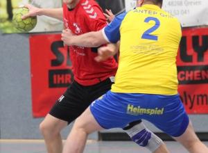 Marcel Peters führt die Handballfreunde in die Saison. (Foto: Heidrun Riese)