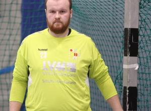 Nico Quadflieg siegte mit den Handballfreunden. (Foto: Heidrun Riese)