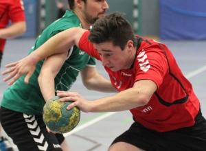 Netzte sieben Mal für die Handballfreunde ein: Regisseur Maik Ruck. (Foto: Heidrun Riese)