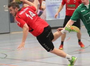 Walter Kusmitsch hatte mit elf Treffern maßgeblichen Anteil am HF-Erfolg. (Foto: Heidrun Riese)