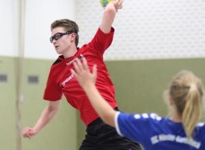 Fabian Henzel steuerte einen Treffer zum Sieg der Handballfreunde bei. (Foto: Heidrun Riese)