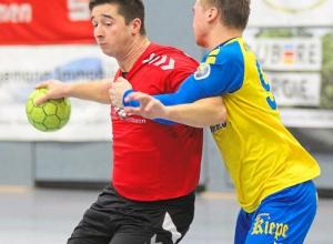 Maik Ruck trifft mit den Handballfreunden auf einen Tabellennachbarn. Umso wichtiger wäre ein Sieg für die Hausherren. Foto: Heidrun Riese