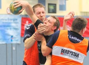 Kontaktsport bei den Handballfreunden? Aktuell schwer vorstellbar. Foto: Heidrun Riese
