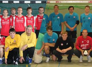 Handballfreunde vor 10 Jahren