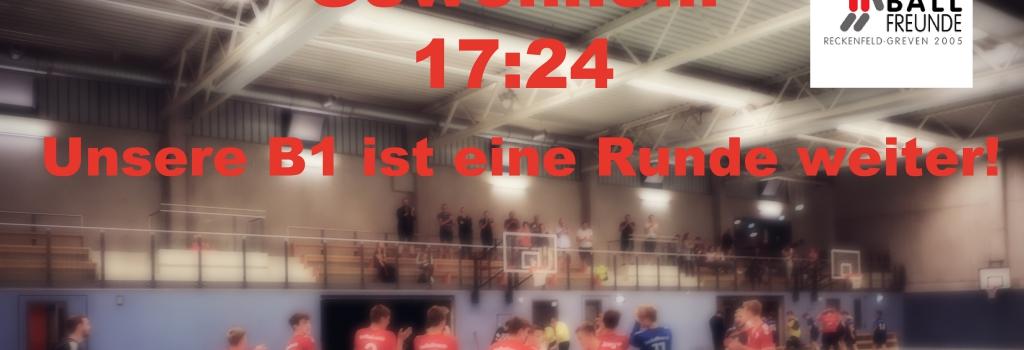 Heimsiel in der Verbandsliga-Qualifikation