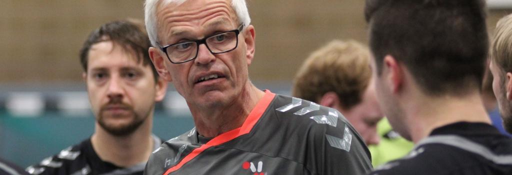 05-Trainer Martin Halfmann schätzt den Gegner deutlich stärker ein, als es dessen neunter Tabellenplatz erwarten lässt. (Foto: Heidrun Riese)