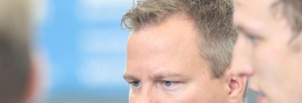 """""""Ein paar Alternativen mehr hätten uns gut getan"""", meinte Trainer Andy Storkebaum nach der Niederlage gegen DJK Eintracht Hiltrup. (Foto: Heidrun Riese)"""
