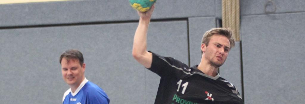 Sven Unrau zählte mit fünf Treffern zu den zielsichersten 05ern, im Angriff haperte es aber insgesamt zu sehr. (Foto: Heidrun Riese)