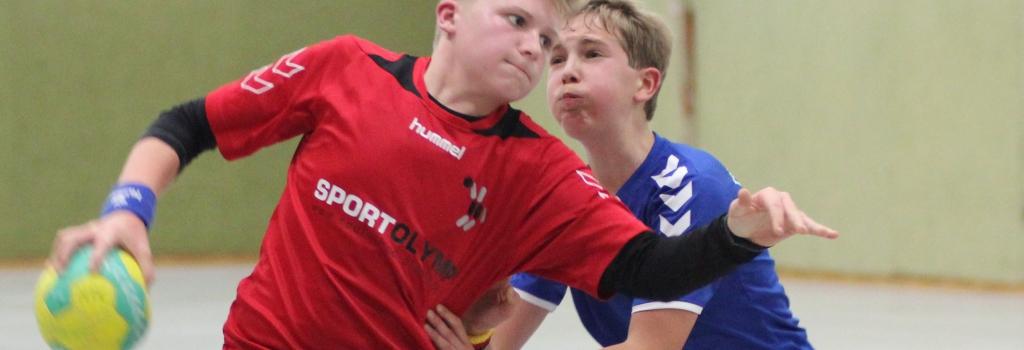 Jarno Bürgin und die HF-B1-Jugend fuhren einen ungefährdeten Sieg ein und bleiben eines von zwei Bezirksliga-Teams ohne Niederlage. (Foto: Heidrun Riese)