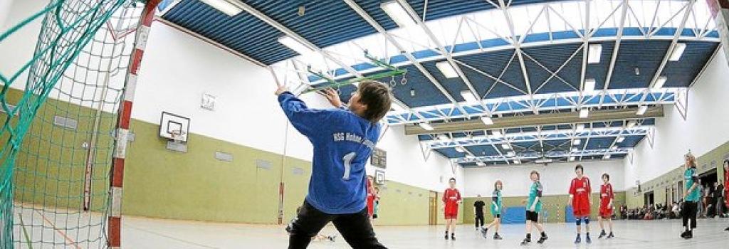Die D-Jugend der Handballfreunde feierte mit guter Leistung einen Sieg in Ascheberg.