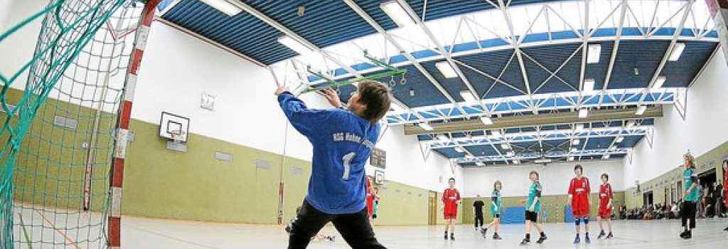 Zwei Spiele, zwei Siege, Platz zwei gesichert: die E-Jugend der Handballfreunde hatte ein erfolgreiches Wochenende.