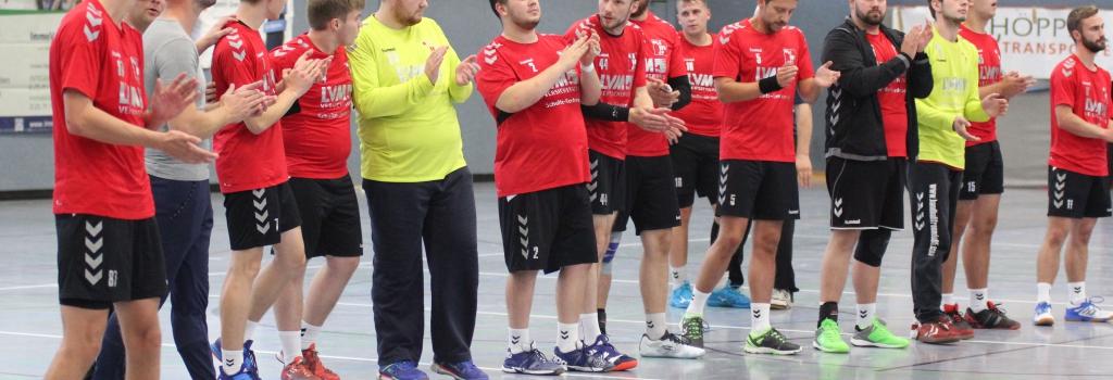 Schade, es hat nicht sollen sein. Nach einer durchwachsenen Leistung kassierten die Handballfreunde eine bittere Niederlage zum Auftakt der neuen Saison in der Kreisliga. (Foto: Heidrun Riese)
