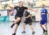Kaum ein Team konnte so viele Tore gegen den Meister erzielen wie die Handballfreunde. Dennoch reichte es für Marcel Bosse und die 05er nicht zum Sieg. (Foto: Heidrun Riese)