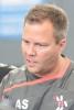 Zufrieden: Trainer Andy Storkebaum. (Foto: Heidrun Riese)
