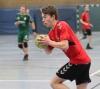 Traf nur wenige Sekunden nach dem Anpfiff zum ersten Mal und legte noch ein Dutzend Treffer drauf: HF-Talent Moritz König. (Foto: Heidrun Riese)
