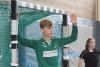 Max Schuhmanns konstant starke Leistungen im Tor trugen maßgeblich dazu bei, dass die Handballfreunde eine verlustpunktfreie Bezirksoberliga-Qualifikation spielen konnten. (Foto: Heidrun Riese)