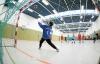 Der Ball fliegt wieder durch die Handballhallen. Einen erfolgreichen Auftakt der Saison erlebte die HF-E-Jugend.
