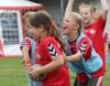 Der Spaß stand im Mittelpunkt beim Traininglager der jungen Handballer. Natürlich ging es aber auch um die Verbesserung der sportlichen Fähigkeiten. (Foto: Heidrun Riese)
