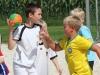 Schnuppertraining unserer Handballminis
