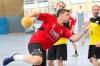Lukas Berstermann erzielte einen Treffer bei der Niederlage der HF-Herren. Foto: Heidrun Riese